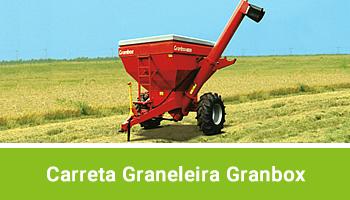 Carreta Graneleira Granbox Agrimec