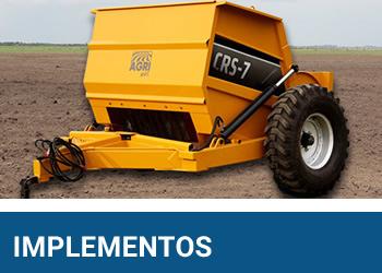 A Agrogeosul traz até você o que há de melhor em implementos para sistematização de terrenos
