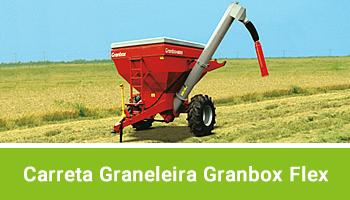 Carreta Graneleira Granbox Flex - AGRIMEC