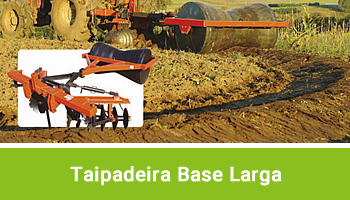 Taipadeira Base Larga AGRIMEC